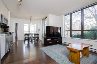 """Photo 2: 309 828 CARDERO Street in Vancouver: West End VW Condo for sale in """"FUSION"""" (Vancouver West)  : MLS®# R2376130"""