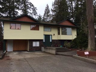 """Photo 1: 4469 202A Street in Langley: Langley City House for sale in """"BROOKSWOOD"""" : MLS®# R2134697"""
