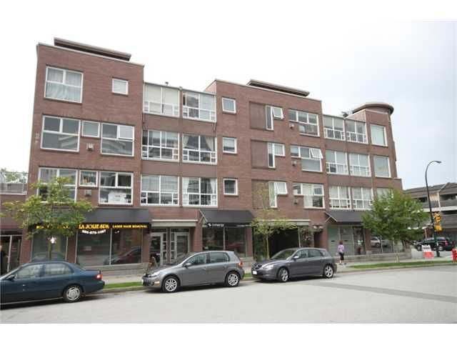 """Main Photo: 312 2025 STEPHENS Street in Vancouver: Kitsilano Condo for sale in """"STEPHENS COURT"""" (Vancouver West)  : MLS®# V892280"""