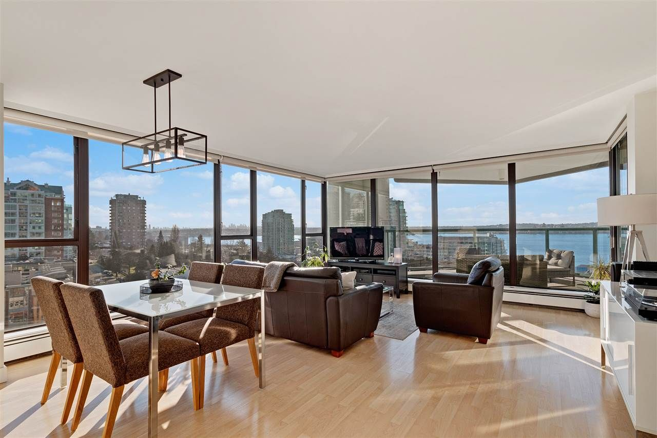 Main Photo: 1001 120 W 2ND STREET in North Vancouver: Lower Lonsdale Condo for sale : MLS®# R2532069