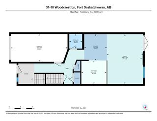 Photo 34: 31 10 WOODCREST Lane: Fort Saskatchewan Townhouse for sale : MLS®# E4245980