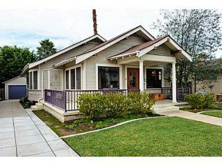 Photo 1: HILLCREST House for sale : 4 bedrooms : 3510 Park Boulevard in San Diego