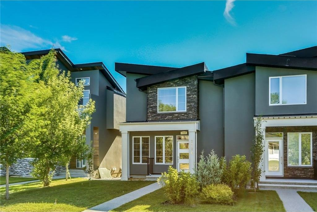 Main Photo: 2526 20 Street SW in Calgary: Richmond House for sale : MLS®# C4125393