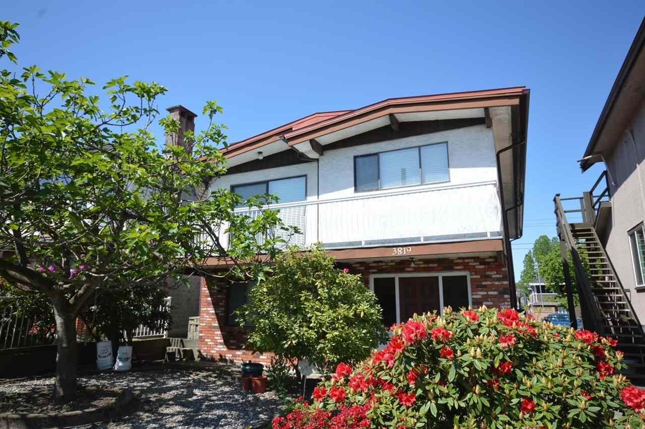 Main Photo: 3819 VICTORIA Drive in Vancouver: Victoria VE House for sale (Vancouver East)  : MLS®# R2170601