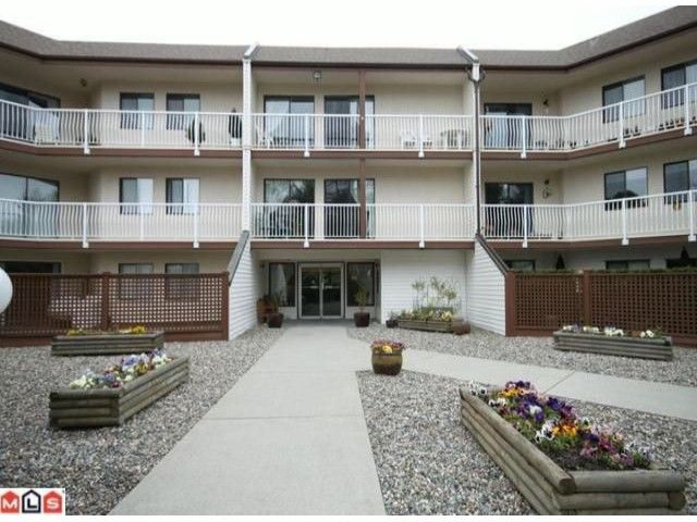 """Main Photo: 116 12890 17TH Avenue in Surrey: Crescent Bch Ocean Pk. Condo for sale in """"Ocean Park Place"""" (South Surrey White Rock)  : MLS®# F1112751"""