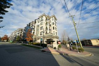 "Main Photo: 211 210 LEBLEU Street in Coquitlam: Maillardville Condo for sale in ""MACKIN PARK"" : MLS®# R2536137"