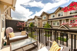 "Photo 10: 697 PREMIER Street in North Vancouver: Lynnmour Townhouse for sale in ""Wedgewood by Polygon"" : MLS®# R2192658"