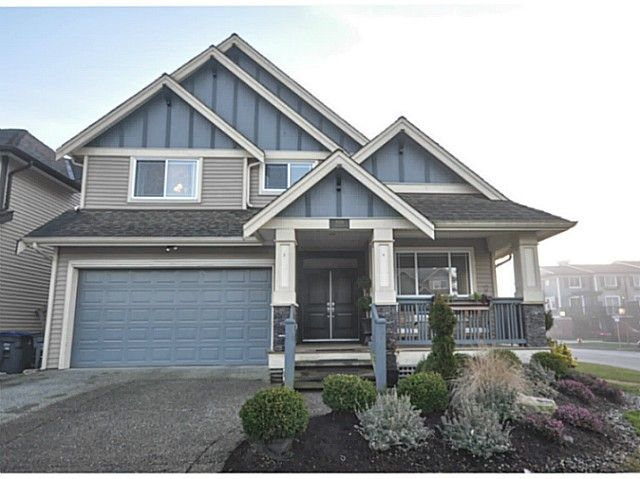 Main Photo: 19306 73b in Surrey: Clayton House for sale (Cloverdale)  : MLS®# F1401646
