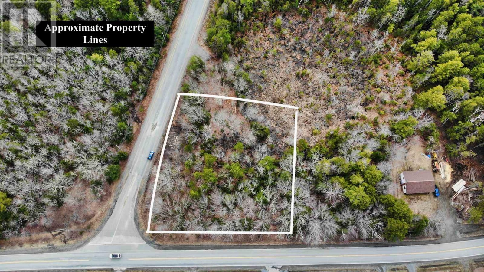 Main Photo: Lot Highway 325 in Newcombville: Vacant Land for sale : MLS®# 202108310