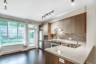 "Photo 3: 18 1305 SOBALL Street in Coquitlam: Burke Mountain Townhouse for sale in ""Tyneridge North by Polygon"" : MLS®# R2541800"