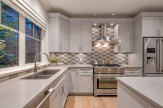 Photo 9: 336 W 14TH AVENUE in Vancouver: Mount Pleasant VW Townhouse for sale (Vancouver West)  : MLS®# R2502687