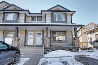 Photo 38: 321 Citadel Point NW in Calgary: Citadel Row/Townhouse for sale : MLS®# A1074362