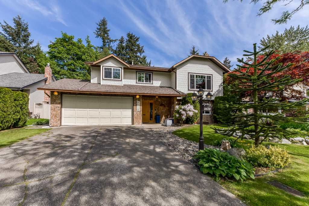 "Main Photo: 8628 146A Street in Surrey: Bear Creek Green Timbers House for sale in ""BEAR CREEK/GREEN TIMBERS"" : MLS®# R2368868"