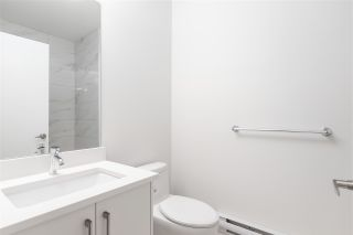 """Photo 25: 101 217 CLARKSON Street in New Westminster: Downtown NW Townhouse for sale in """"Irving Living"""" : MLS®# R2545600"""