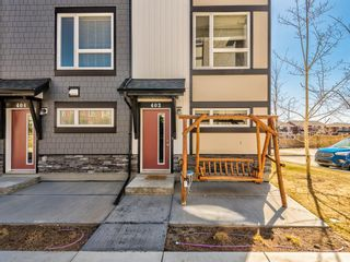 Photo 3: 402 11 Evanscrest Mews NW in Calgary: Evanston Row/Townhouse for sale : MLS®# A1095626