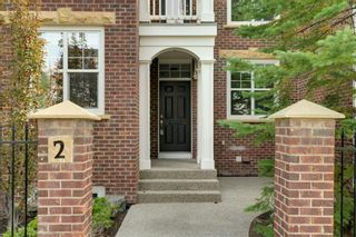 Photo 4: 2 10 St Julien Drive SW in Calgary: Garrison Woods Row/Townhouse for sale : MLS®# A1146015