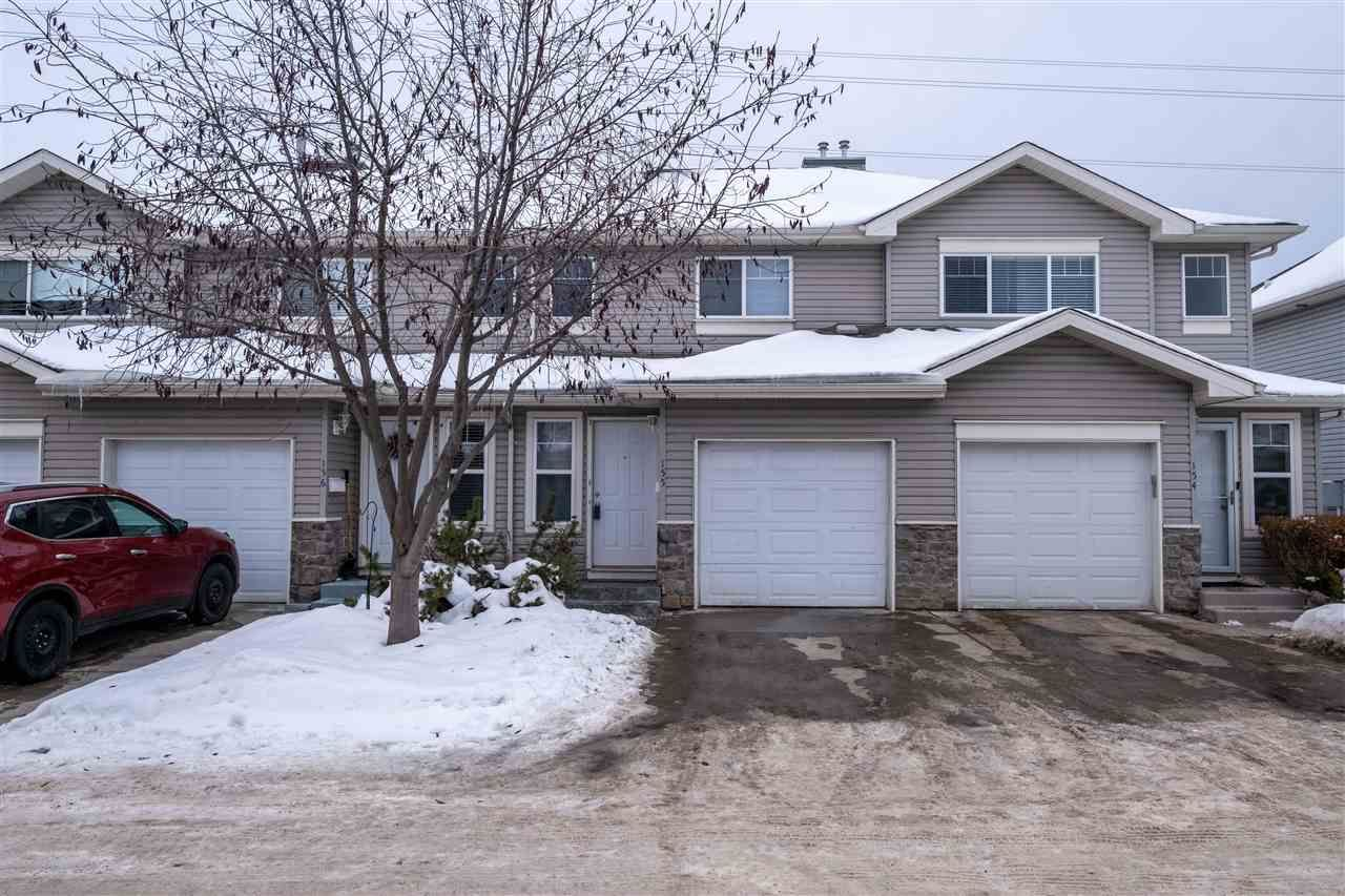 Main Photo: 155 230 EDWARDS Drive in Edmonton: Zone 53 Townhouse for sale : MLS®# E4239083