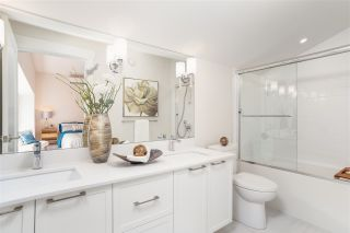 """Photo 12: 1851 W 15TH Avenue in Vancouver: Kitsilano Townhouse for sale in """"Craftsman Collection II"""" (Vancouver West)  : MLS®# R2487565"""