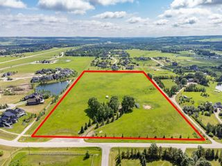 Photo 1: 190 West Meadows Estates Road in Rural Rocky View County: Rural Rocky View MD Residential Land for sale : MLS®# A1128622
