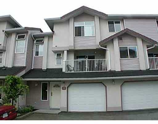 Main Photo: 27 2538 PITT RIVER RD in Port_Coquitlam: Mary Hill Townhouse for sale (Port Coquitlam)  : MLS®# V395910
