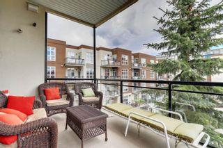 Photo 20: 355 10403 122 Street in Edmonton: Zone 07 Condo for sale : MLS®# E4248211