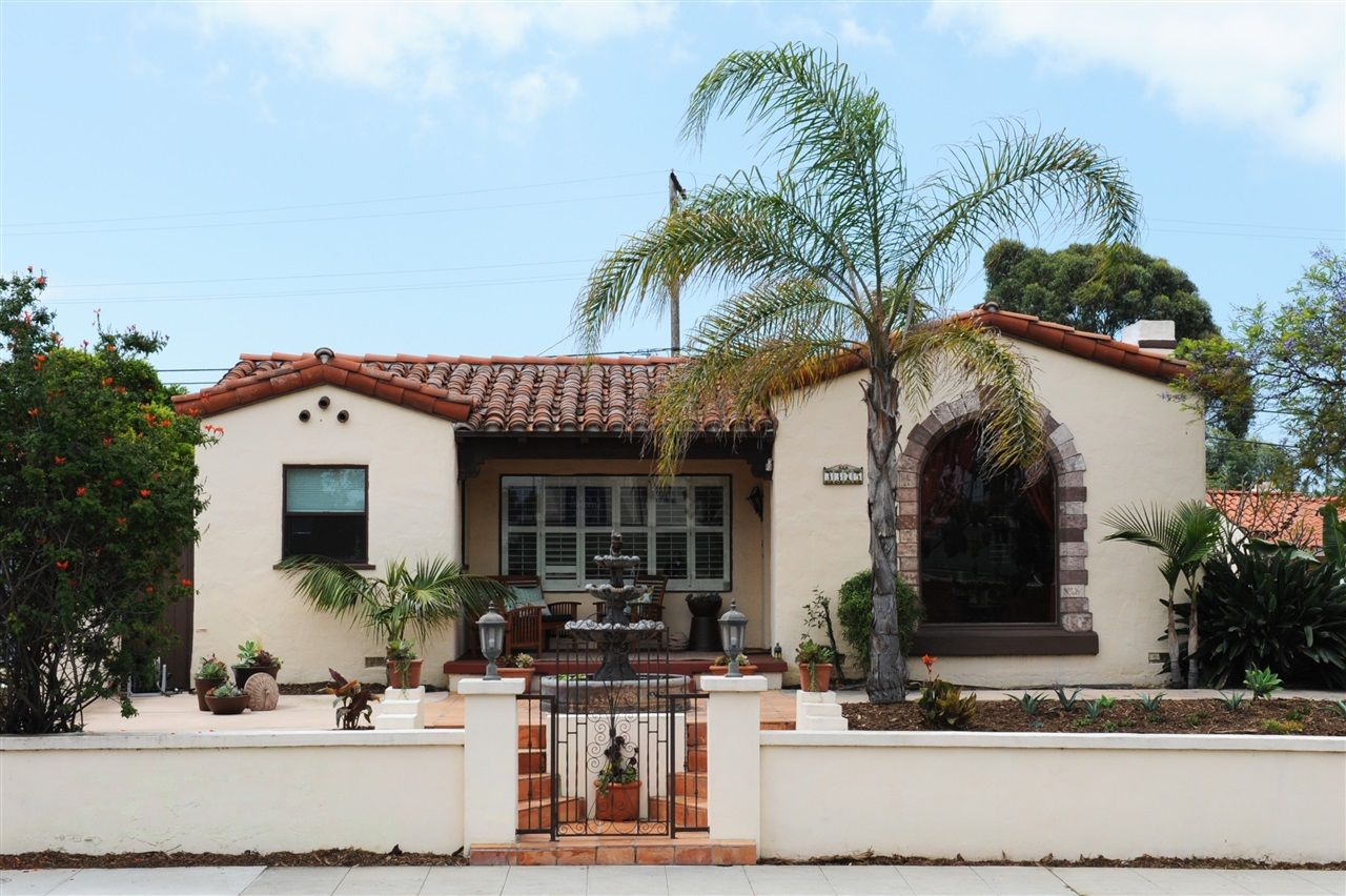 Main Photo: NORTH PARK House for sale : 3 bedrooms : 3375 Palm St in San Diego