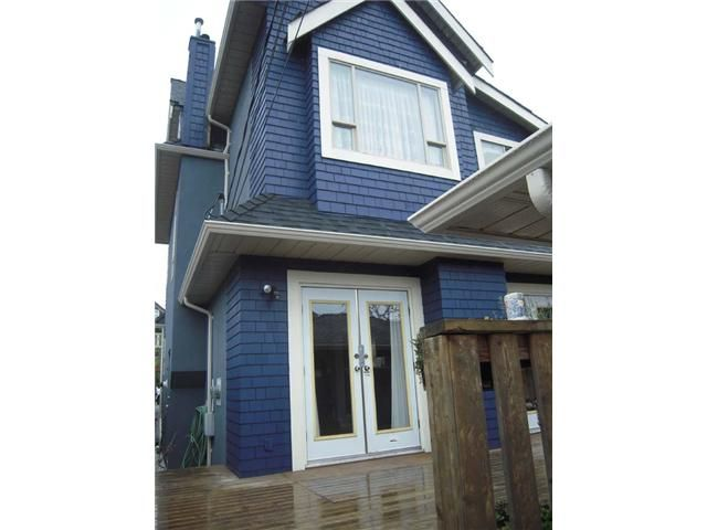 Main Photo: 1639 Kitchener Street in Vancouver: Grandview VE House for sale (Vancouver East)  : MLS®# V884312