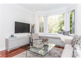 "Photo 12: 910 W 13TH Avenue in Vancouver: Fairview VW Townhouse for sale in ""THE BROWNSTONE"" (Vancouver West)  : MLS®# V1140268"