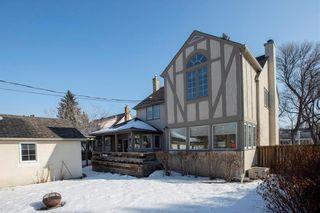 Photo 35: 108 Chataway Boulevard in Winnipeg: Tuxedo Residential for sale (1E)  : MLS®# 202102492