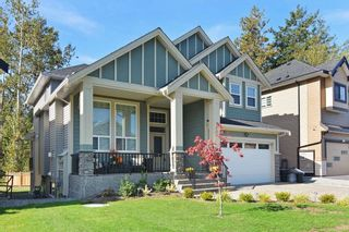 """Photo 1: 2701 CABOOSE Place in Abbotsford: Aberdeen House for sale in """"Station Woods"""" : MLS®# R2211880"""