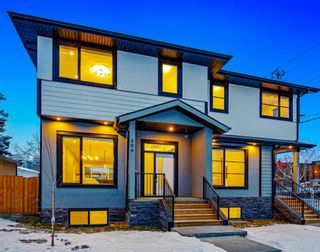 Main Photo: 404 52 Avenue SW in Calgary: Windsor Park Semi Detached for sale : MLS®# A1067087