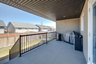 Photo 37: 338 Player Crescent in Warman: Residential for sale : MLS®# SK852680
