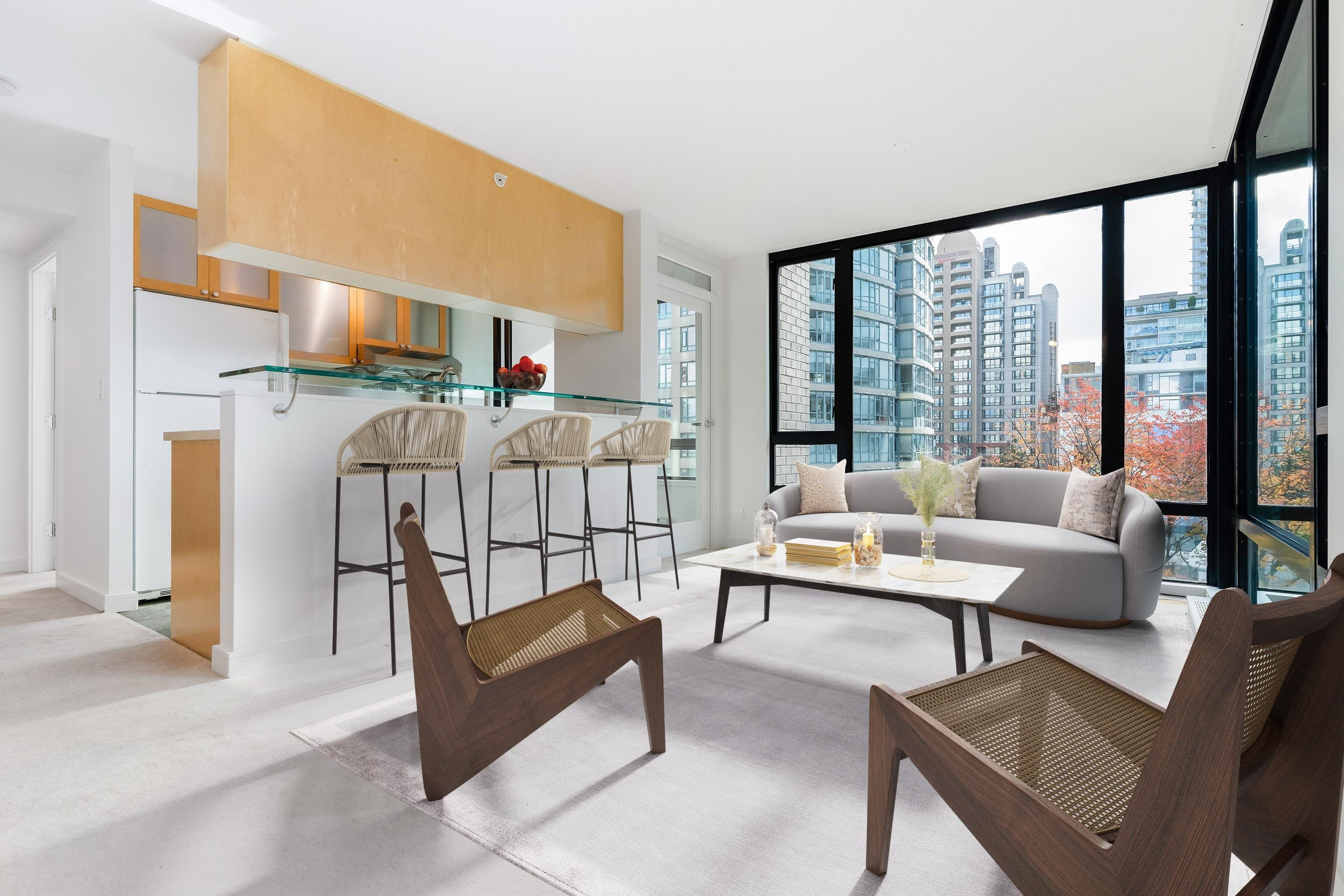 """Main Photo: 504 1003 BURNABY Street in Vancouver: West End VW Condo for sale in """"MILANO"""" (Vancouver West)  : MLS®# R2623548"""