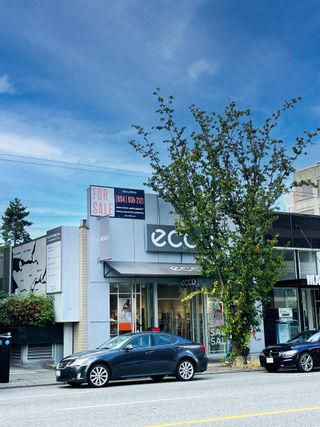 Photo 1: 2675 GRANVILLE Street in Vancouver: Fairview VW Retail for sale (Vancouver West)  : MLS®# C8039842