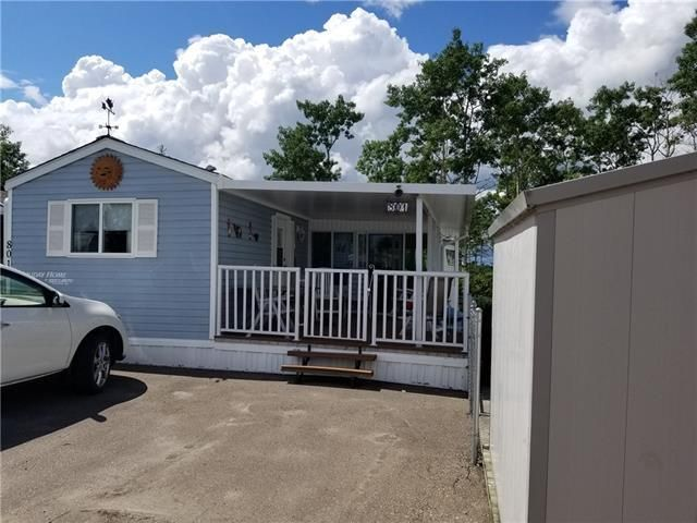Main Photo: 801 Carefree Resort: Rural Red Deer County Land for sale : MLS®# C4302124