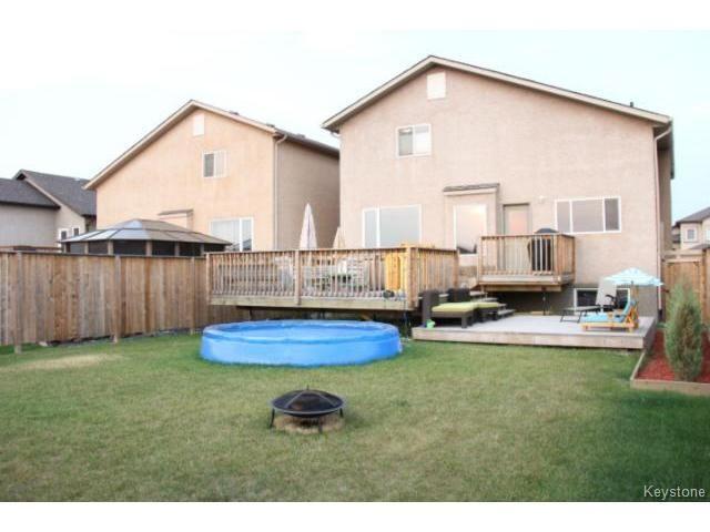 Photo 19: Photos: 63 Bill Blaikie Bay in WINNIPEG: Transcona Residential for sale (North East Winnipeg)  : MLS®# 1419228