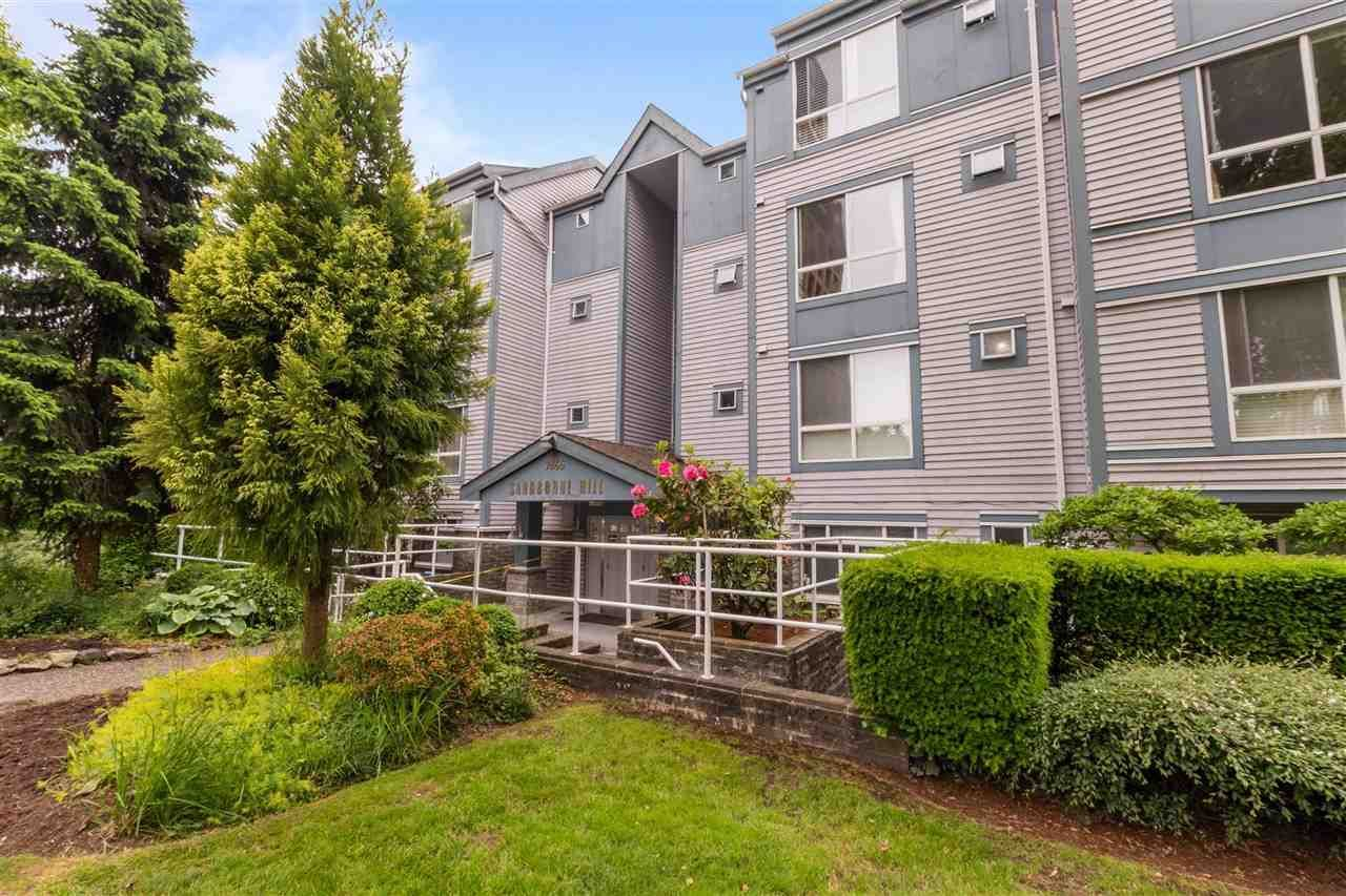 """Main Photo: 211 7465 SANDBORNE Avenue in Burnaby: South Slope Condo for sale in """"SANDBORNE HILL COMPLEX"""" (Burnaby South)  : MLS®# R2589931"""