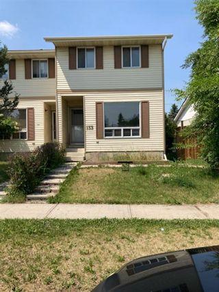 Main Photo: 133 falton Drive NE in Calgary: Falconridge Semi Detached for sale : MLS®# A1126724