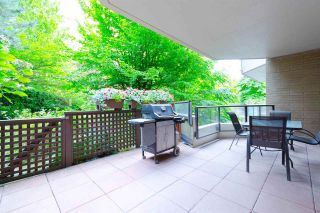 """Photo 14: 101 6152 KATHLEEN Avenue in Burnaby: Metrotown Condo for sale in """"THE EMBASSY"""" (Burnaby South)  : MLS®# R2308407"""