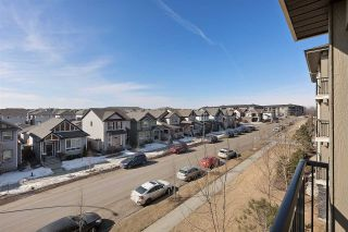 Photo 20: 321 270 MCCONACHIE Drive in Edmonton: Zone 03 Condo for sale : MLS®# E4232405
