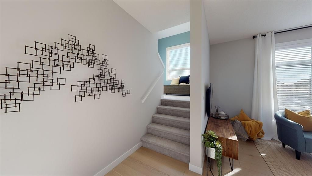 Photo 4: Photos: 5 Sage Meadows Circle NW in Calgary: Sage Hill Row/Townhouse for sale : MLS®# A1051299