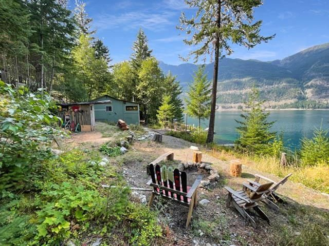 Main Photo: BLK A DL 2181 ANDERSON Lake in D'Arcy: Out of Town House for sale : MLS®# R2612477