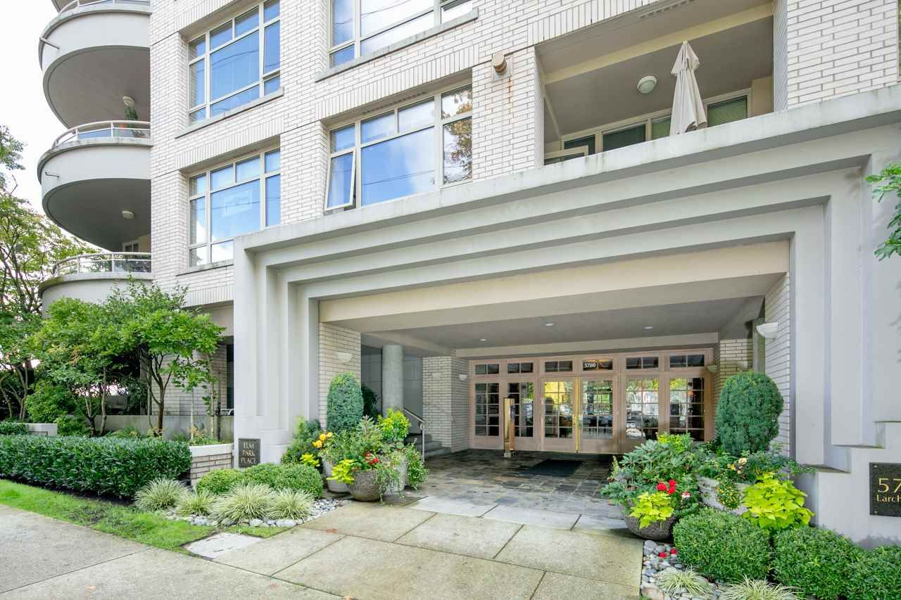 Main Photo: 501 5700 LARCH STREET in Vancouver: Kerrisdale Condo for sale (Vancouver West)  : MLS®# R2409423