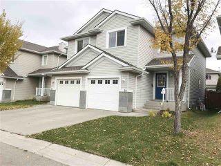 Photo 1: 39 1428 HODGSON Way in Edmonton: Zone 14 House Half Duplex for sale : MLS®# E4249654