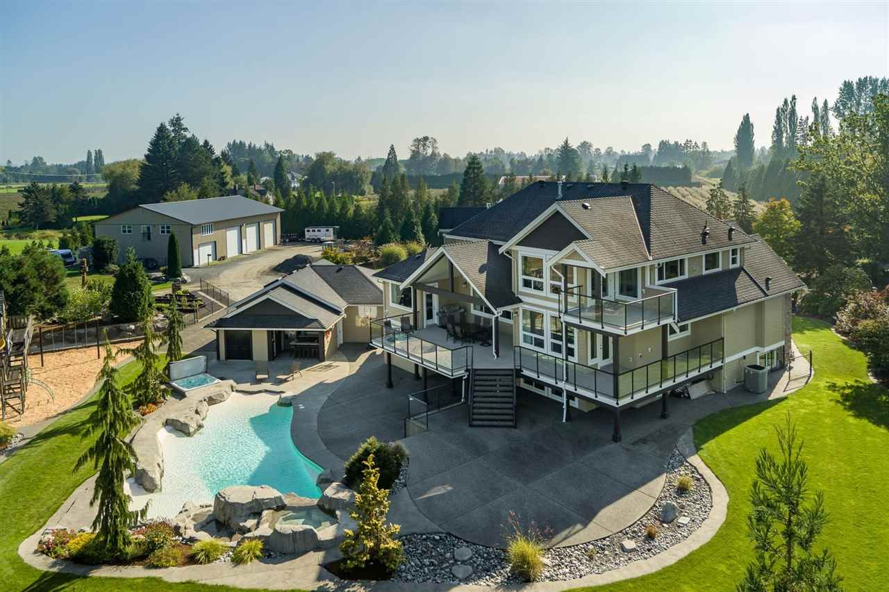 Main Photo: 15000 PATRICK Road in Pitt Meadows: North Meadows PI House for sale : MLS®# R2530121