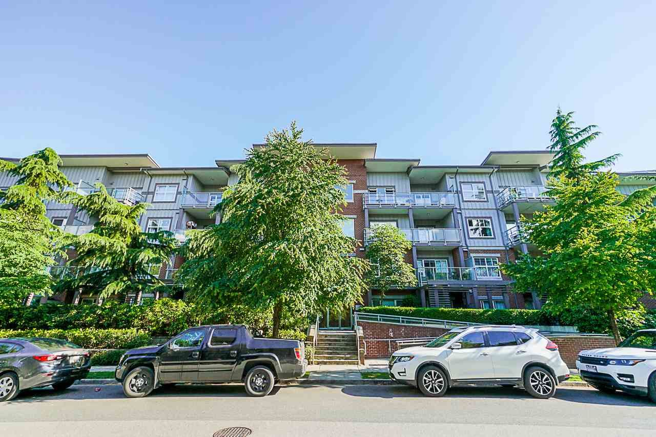 """Main Photo: 407 2488 KELLY Avenue in Port Coquitlam: Central Pt Coquitlam Condo for sale in """"SYMPHONY AT GATES PARK"""" : MLS®# R2379920"""