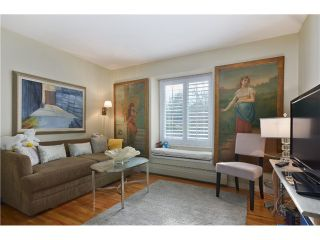 """Photo 9: 1449 MCRAE AV in Vancouver: Shaughnessy Townhouse for sale in """"McRae Mews"""" (Vancouver West)  : MLS®# V1010642"""
