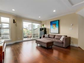 Photo 6: Photos: 7-215 East 4th in North Vancouver: Lower Lonsdale Townhouse for rent
