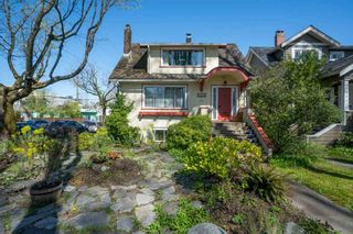 Main Photo: 3591 W 10TH Avenue in Vancouver: Kitsilano House for sale (Vancouver West)  : MLS®# R2568191