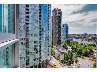 """Photo 1: 1106 1495 RICHARDS Street in Vancouver: Yaletown Condo for sale in """"AZURA II"""" (Vancouver West)  : MLS®# V1068799"""